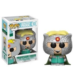 Funko Pop! South Park Professor Chaos Vinyl Figure